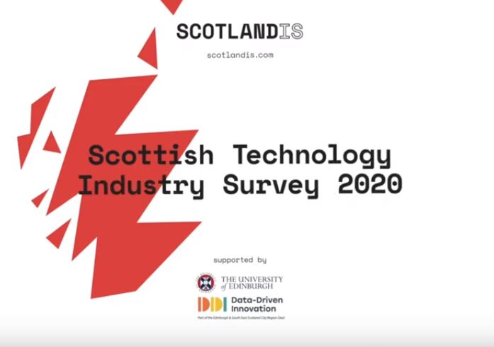 "Scottish tech sector shows ""opportunity for growth"" despite pandemic"