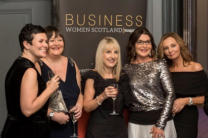 Outstanding achievements at the Business Women Awards...